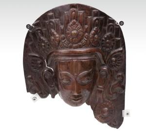 Testa di Indra