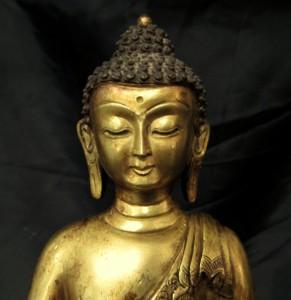 Buddha della medicina - Arte Orientale Bologna