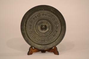 Specchio cinese in bronzo
