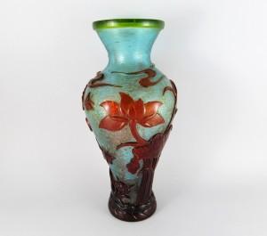 Grande vaso in vetro di Pechino