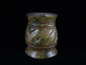 Antica scultura in giada - Cong