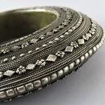 Grande bracciale in argento - Eritrea