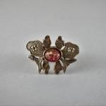 Antico anello cinese a farfalla