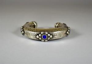 Antico bracciale in argento - Pashtun